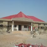 Krankenstation in Katchamba / Togo