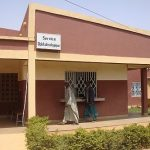 Augenzentrum in Fada n'Gourma / Burkina Faso