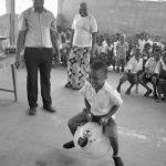 Shape of a broken Heart in Yelibato / Ghana
