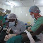 Urulogische Versorgung in Koforidua / Ghana