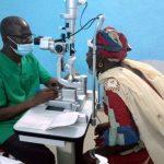 Augenstation in Garango / Burkina Faso