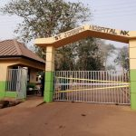 St. Joseph's Hospital in Nkwanta / Ghana