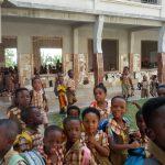 Unterstützung der Dominikanischen Schule in Namong / Ghana