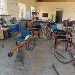Inklusive Bildung am Lake Victoria Disability Center
