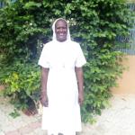 Herzlich Willkommen Schwester Oberin Claire Dina KOUPAKI
